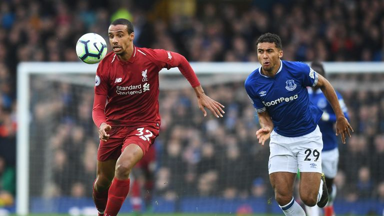Joel Matip impressed for Liverpool in the second half of the season
