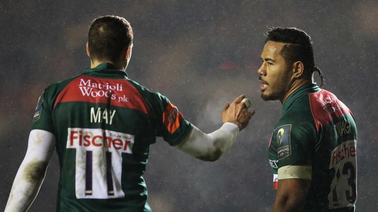 Leicester Tigers to play Cardiff Blues in Challenge Cup while London Irish draw Toulon