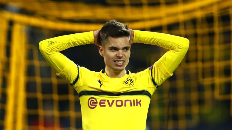 Julian Weigl is likely to remain at Borussia Dortmund this summer