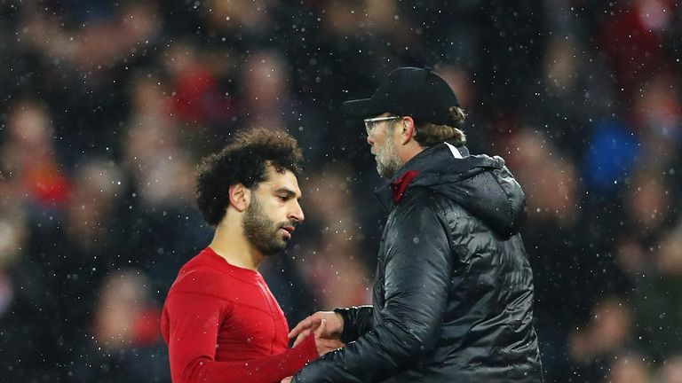 Liverpool's Klopp: No concern over players' nerves after Fulham win