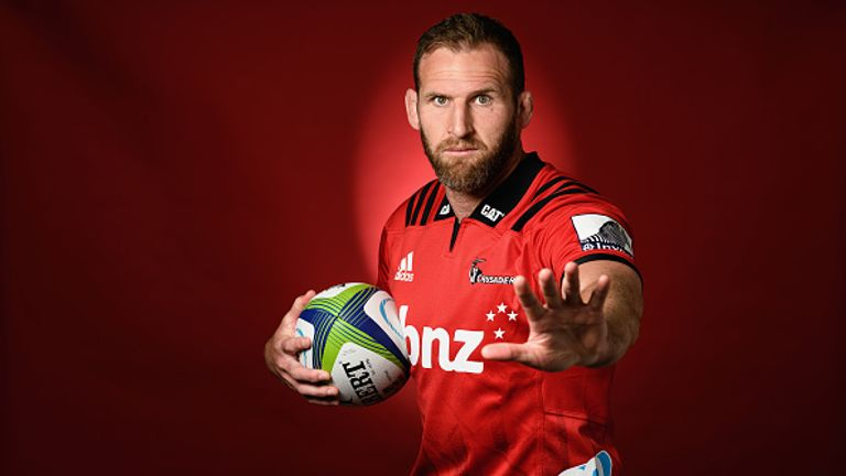 Crusaders No 8 Kieran Read says 'bigotry and intolerance has no place' in New Zealand