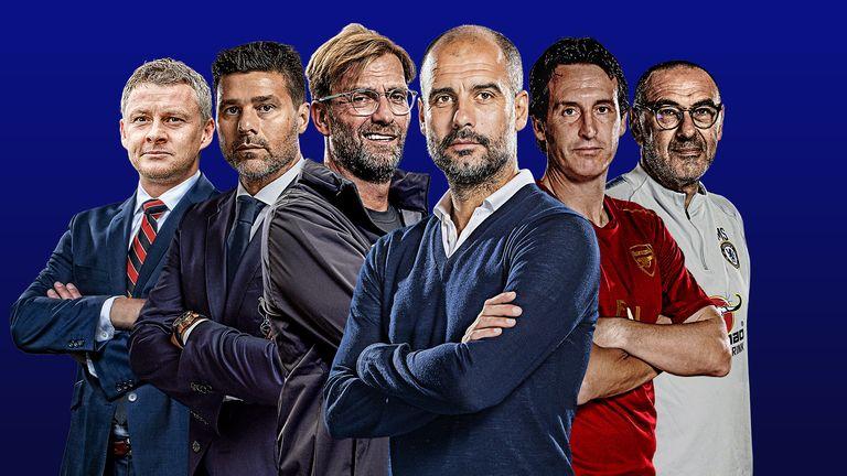 Top Torjäger Premier League