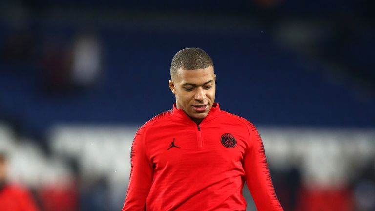 Real Madrid admit signing Kylian Mbappe will be difficult this summer
