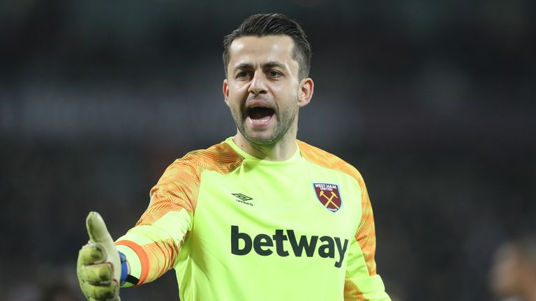 Lukasz Fabianski says West Ham must improve their mentality after the Cardiff loss