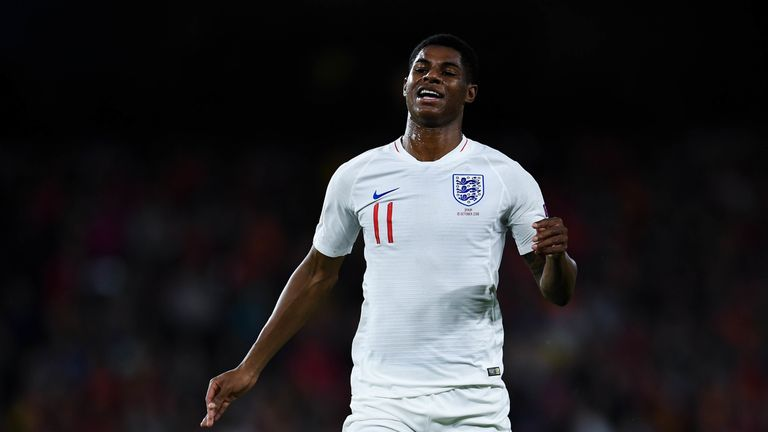 Will Marcus Rashford get the nod from Southgate to start against the Netherlands?