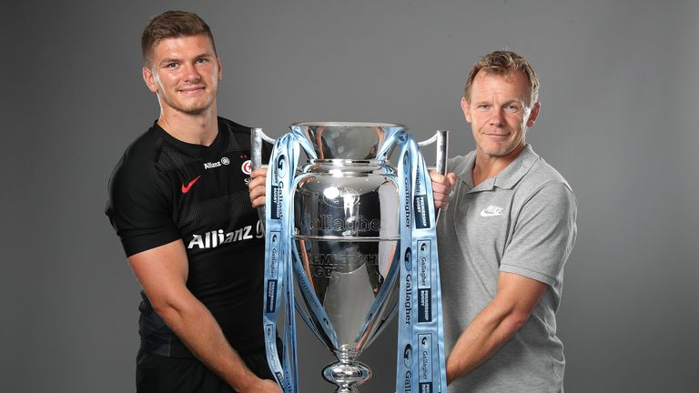 McCall's reign at Saracens has been trophy-laden