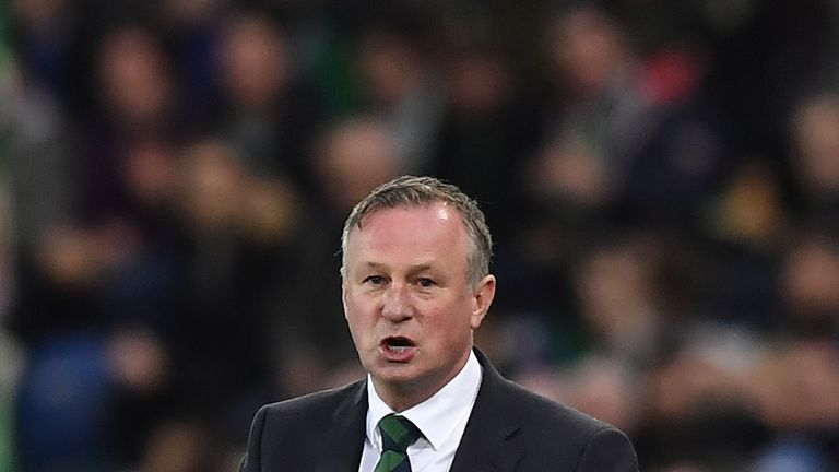 West Brom were keen for talks with O'Neill as they searched for a new manager