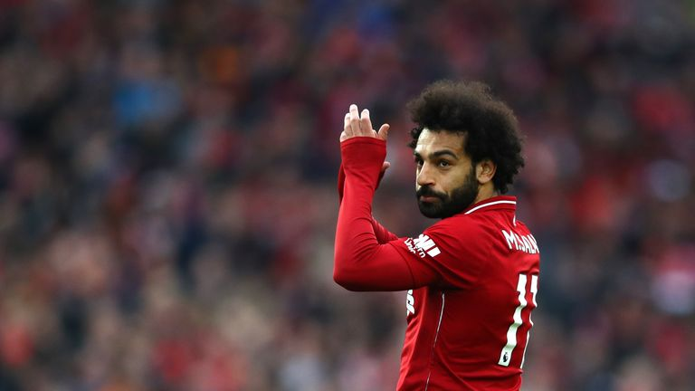 Stephen Warnock says Mohamed Salah continues to contribute to the Liverpool cause