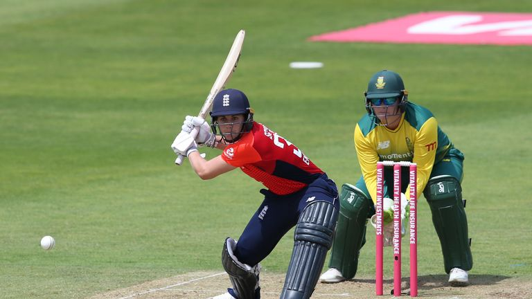 Nat Sciver says England Women are striving to find their best team for the Ashes and World T20