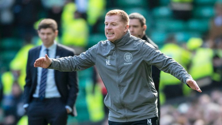 Lennon says Celtic will use the desire of rivals to see the fail as motivation