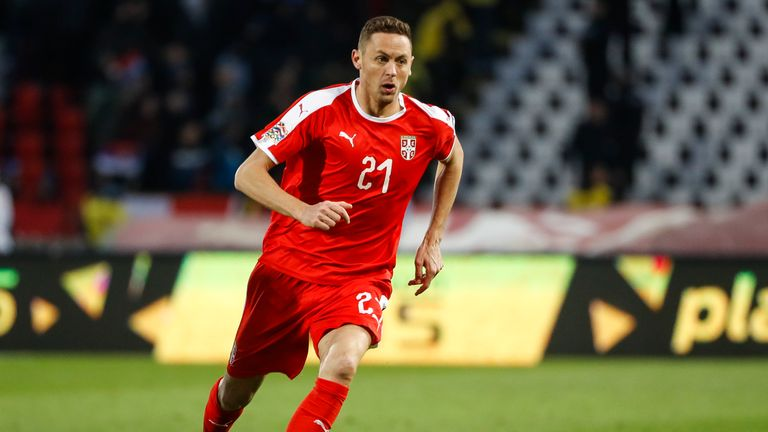 Nemanja Matic is the latest Manchester United player to be ruled out of action in the international break