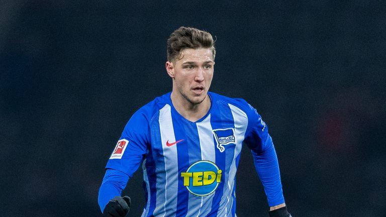 Niklas Stark has made 21 appearances for Hoffenheim so far this season