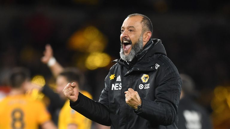 Nuno has taken Wolves to the FA Cup semi-final for the first time in 21 years