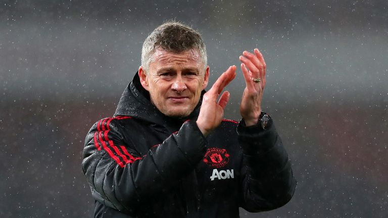 Ole Gunnar Solskjaer: David De Gea not at fault