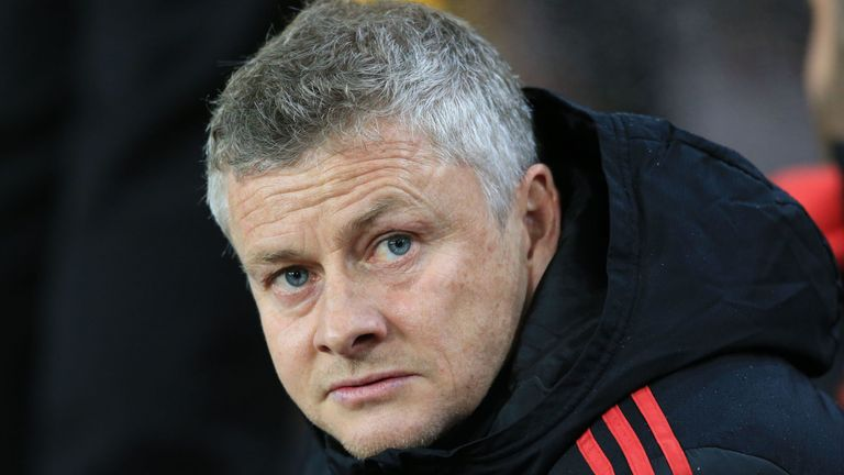 Manchester United were not s*** against Arsenal - Solskjaer
