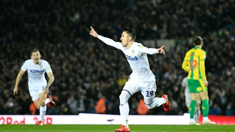 Pablo Hernandez's screamer put Leeds ahead inside two minutes