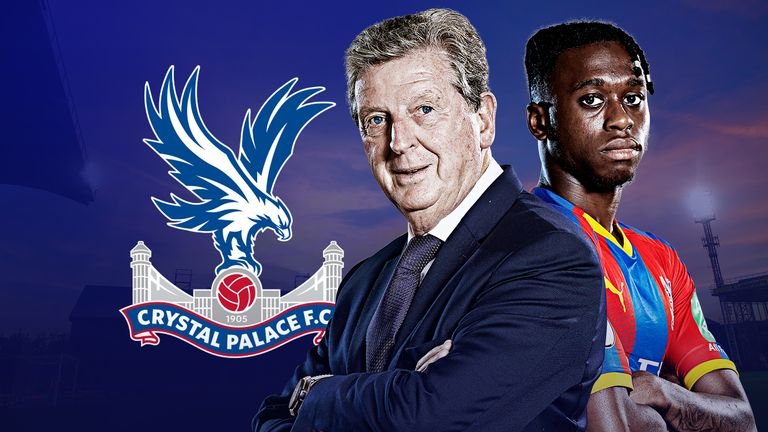Roy Hodgson hopes to bring through more young players like Aaron Wan-Bissaka at Crystal Palace