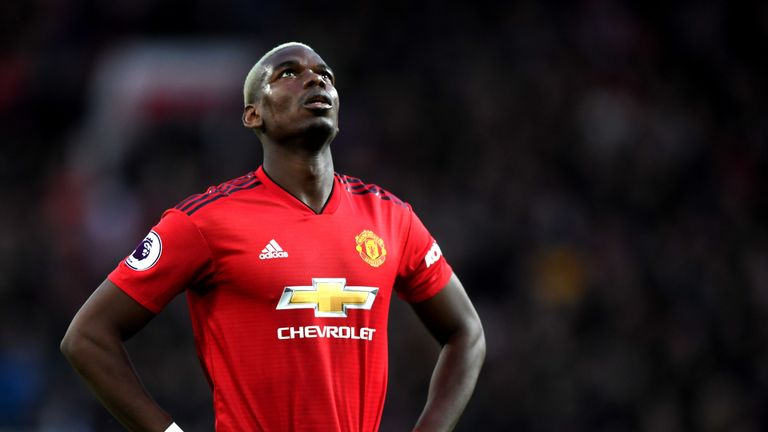 6104985bd Paul Pogba's attitude doesn't help Manchester United, says Andy ...