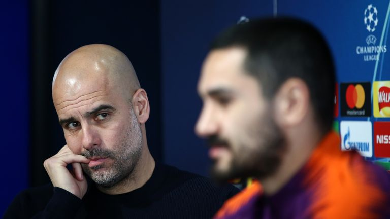 Pep Guardiola does not yet know whether Gundogan will sign a new deal