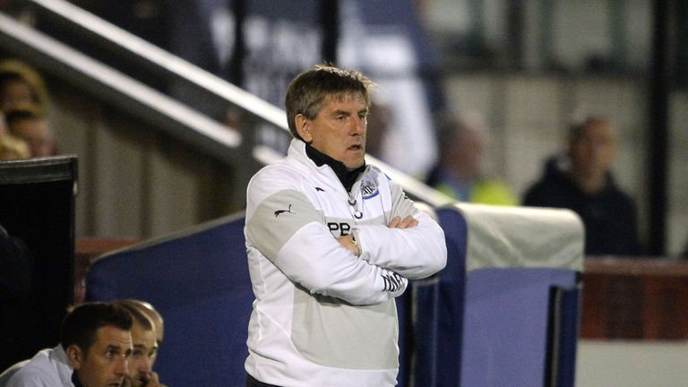Peter Beardsley left his role as Newcastle U23 coach earlier this month
