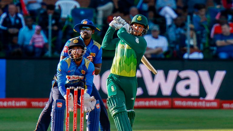 South Africa bowl against Sri Lanka in 4th ODI