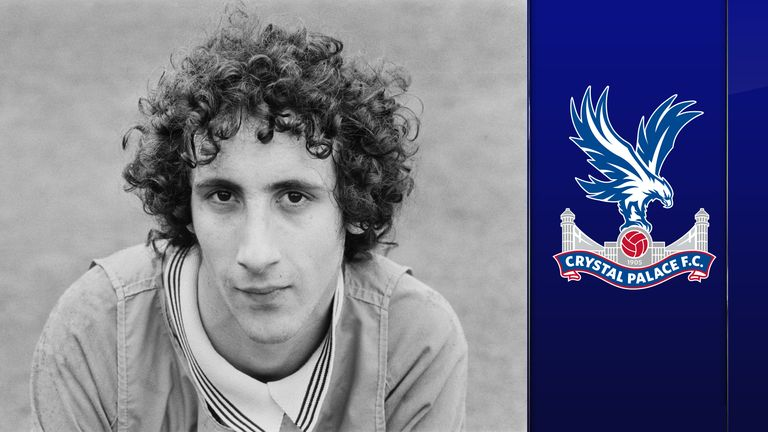 Rachid Harkouk made a name for himself for Crystal Palace against Brighton