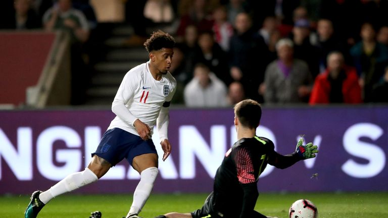 England take on France in their opening game of the European U21 Championships on Tuesday