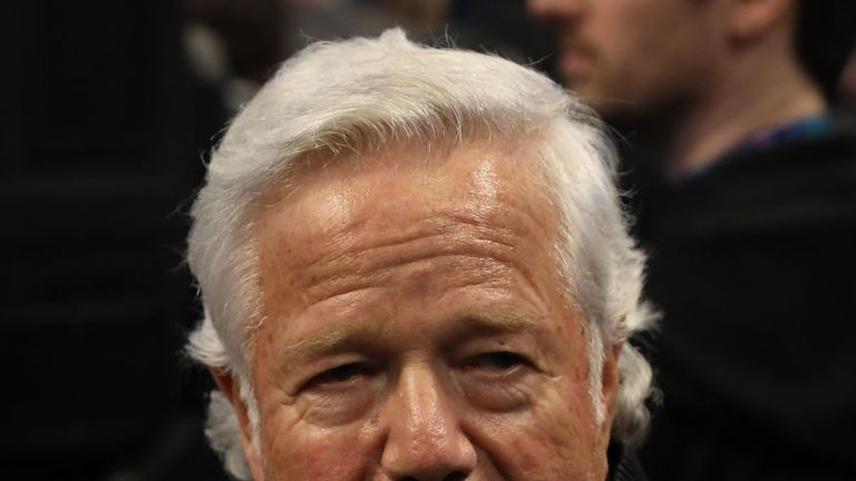 Robert Kraft is offered plea deal on solicitation of prostitution charge