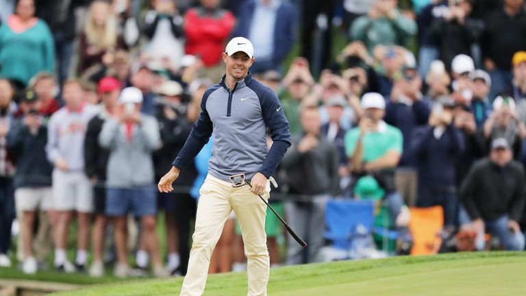 McIlroy's win is his first since the 2018 Arnold Palmer Invitational