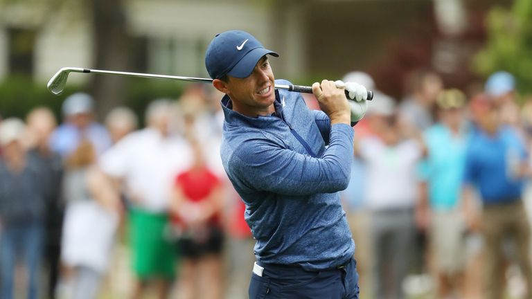 Rory McIlroy has another chance to complete a career Grand Slam