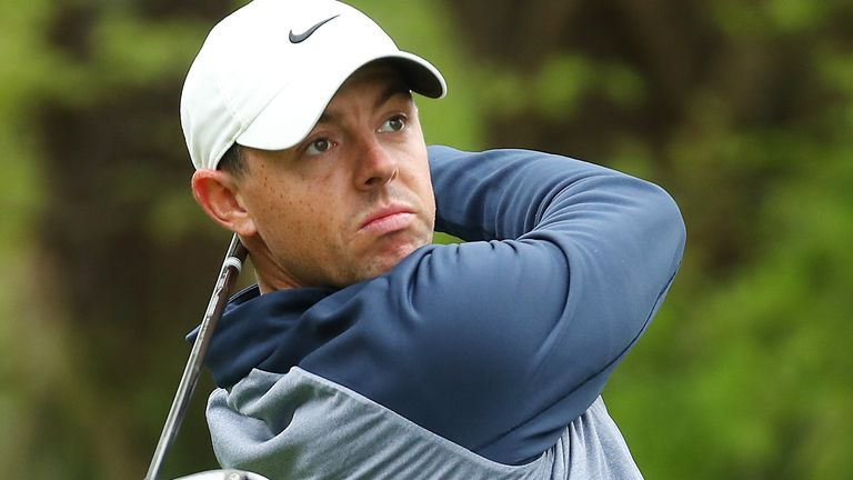 McIlroy posted top-six finishes in his first six starts of 2019