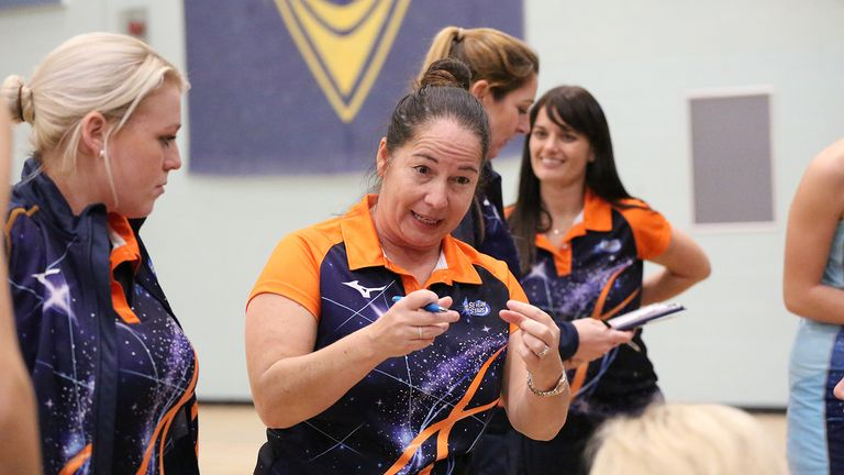 Sam Bird was previously with Severn Stars since their inception in 2016