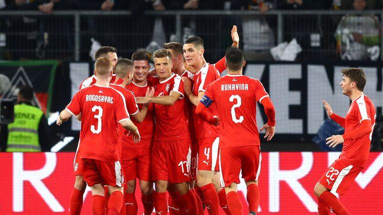 germany vs serbia - photo #36