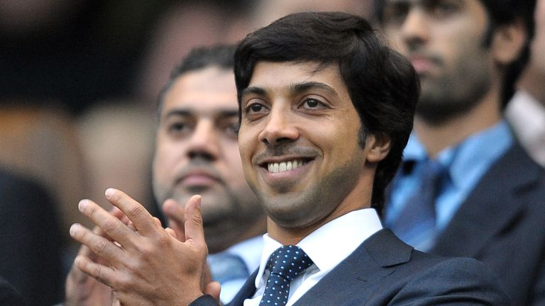 Sheikh Mansour purchased Manchester City in August 2008
