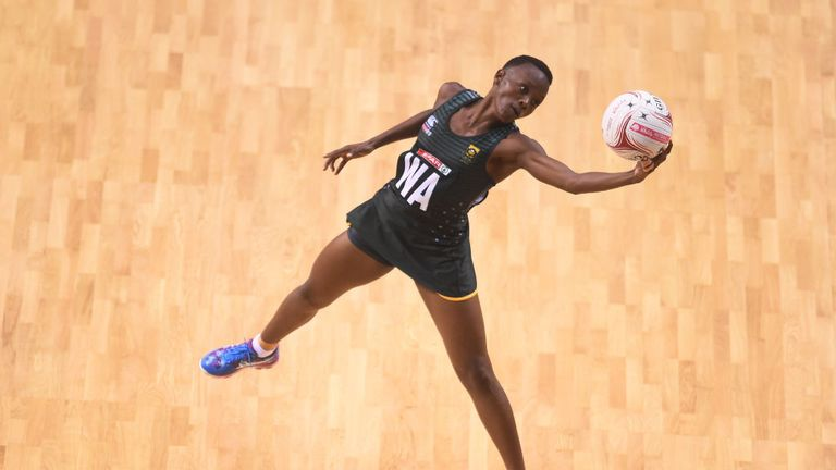 Bongiwe Msomi will be in action for South Africa at this year's Netball World Cup in Liverpool, live on Sky Sports, before the tournament heads to South Africa