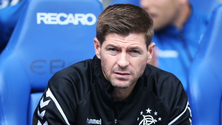 Steven Gerrard will hope his side can qualify for the competition for the second year in a row