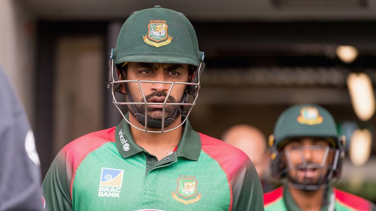 Bangladesh opener Tamin Iqbal said the 'entire team got saved' during the shooting at the Al Noor mosque