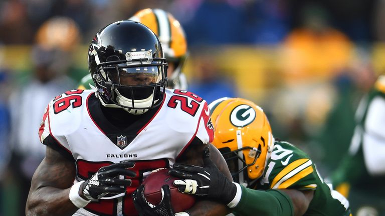 Tevin Coleman's addition gives the 49ers a strong one-two-three punch at running back