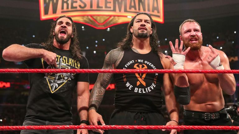 The Shield reformed on this week's Raw - and will be back in the ring at Fastlane on Sunday night
