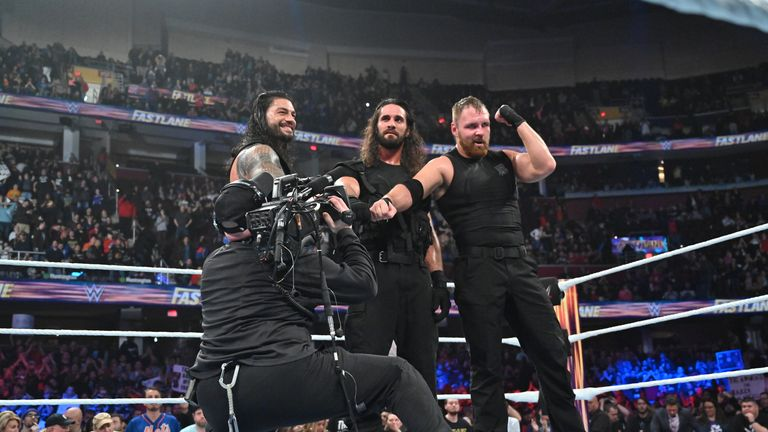 The Shield enjoyed a memorable reunion at Fastlane as one of the best factions in WWE history put on one final show