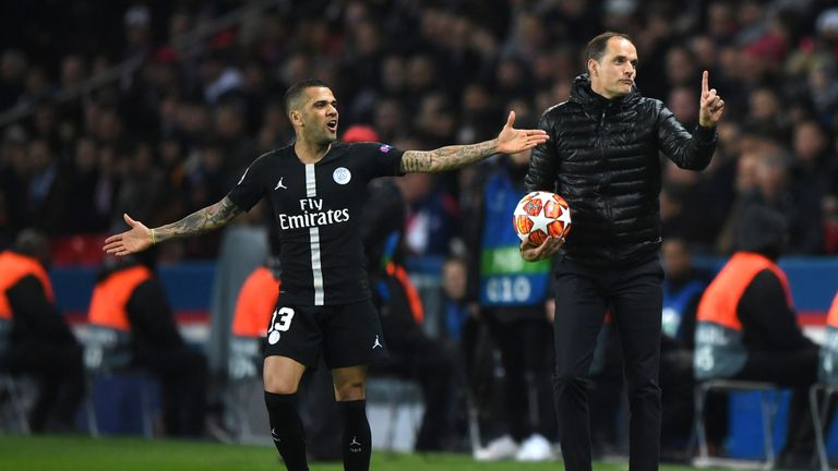 Thomas Tuchel had hinted Neymar could return to the squad for the clash with Toulouse