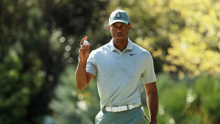 Tiger Woods: I can compete now pain has gone