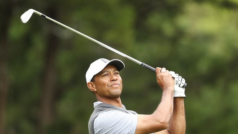 Woods falls to Bjerregaardin WGC Match Play quarter-final