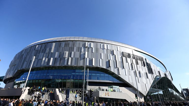 New To You >> Tottenham S New Stadium All You Need To Know About Spurs New