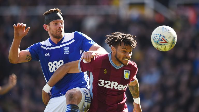 Tyrone Mings has helped Aston Villa into the play-offs, starring regularly in their winning run of form
