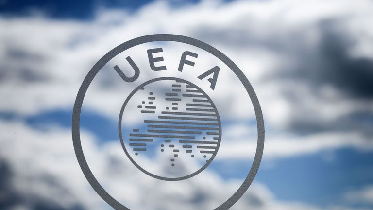 UEFA have been urged to act on anti-LGBT displays by fans in Poland
