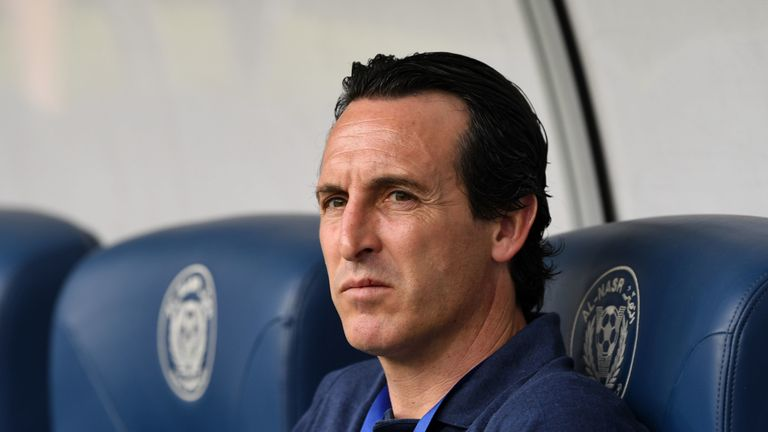 Unai Emery is yet to keep a clean sheet away from home this season