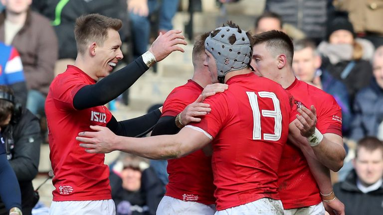 Far from convincing in Edinburgh, Wales did enough to set-up a Grand Slam decider