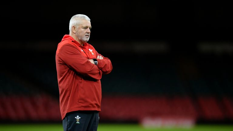 Gatland will leave his job as Wales head coach after this year's World Cup in Japan