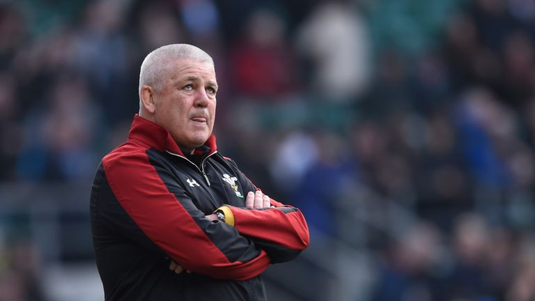 Warren Gatland may have to do without Webb in the World Cup